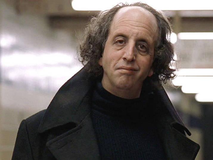 Vincent Schiavelli O ator que ganhou fama ao interpretar um fantasma amigo do protagonista Sam (Patrick Swayze) em Ghost (1990), morreu de câncer de pulmão em 2005