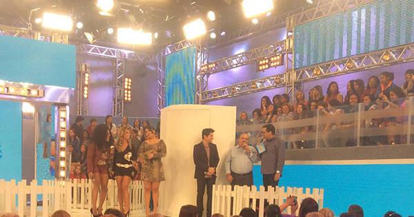 Espie fotos exclusivas da participação do cantor Daniel no Domingo ...