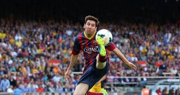 Lionel Messi já pode ser comparado aos melhores da história do ...
