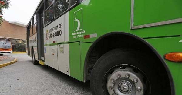 Grevistas usam ameaça de depredação para esvaziar ônibus em ...