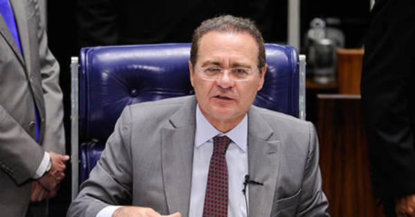 Renan Calheiros define reforma política como prioridade para o ...