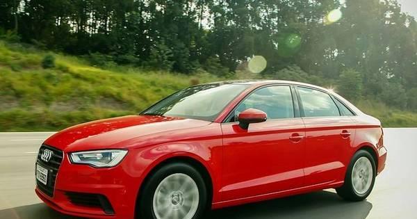 Aceleramos: Audi A3 sedan com motor 1.4 turbo abre a porta do ...