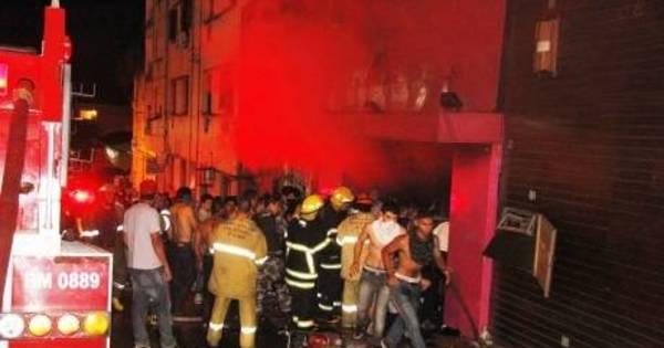 Tragédia em Santa Maria: bombeiro envolvido em incêndio na ...