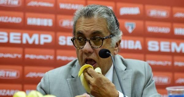 Com insulto ao Napoli, Carlos Miguel Aidar acrescenta mais uma ...