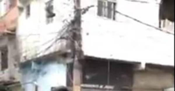 Vídeo mostra confusão entre moradores e militares na Maré ...