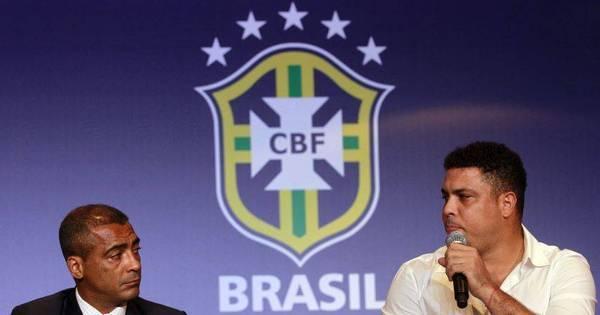 Romário se revolta com derrota do Brasil e chama presidente da ...