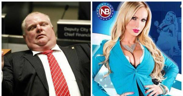 Política de peito: atriz pornô vai concorrer à prefeitura de Toronto ...