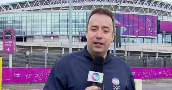 Mauricio Torres, apresentador do Esporte Fantástico, morre aos 43 ...