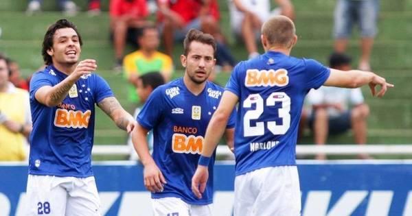 Cruzeiro não precisa de muito esforço para fazer gol no Brasileirão ...
