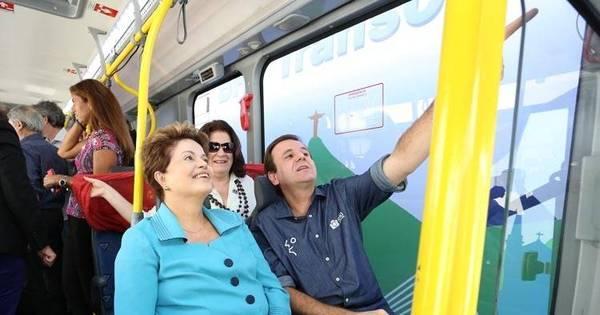 Transcarioca: trecho Barra-Galeão começa a funcionar nesta quarta ...