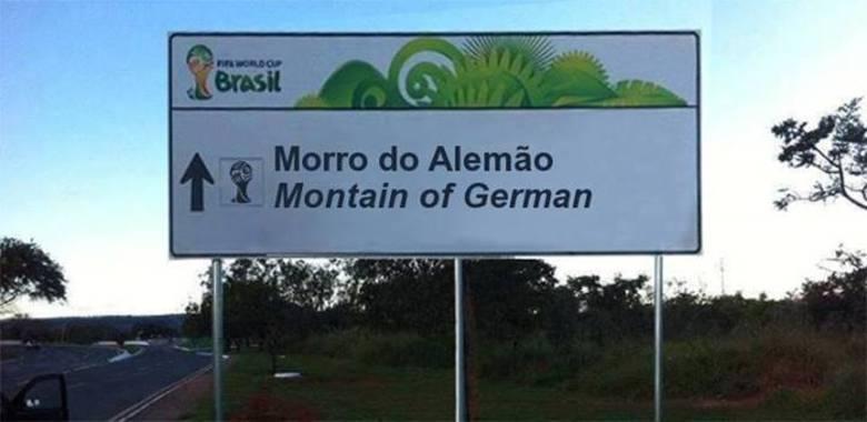 Pronto, agora os turistas vão conseguir chegar ao Morro do Alemão