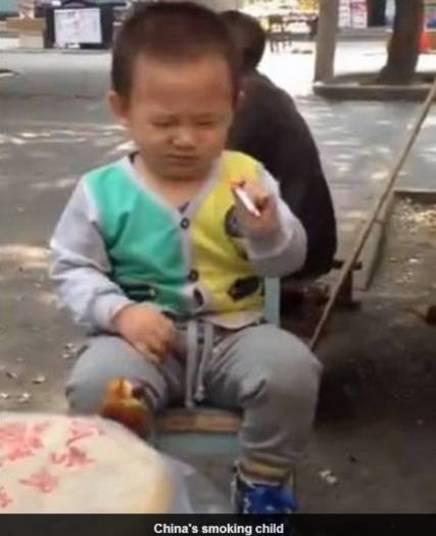 As imagens provocaram um novo debate sobre o tabagismo na China. Cerca de 300 milhões de chineses fumam cigarro no País