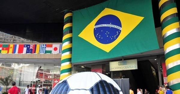 Está chegando a hora! Ruas de todo o Brasil ganham decoração na ...