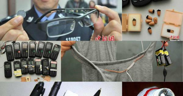 Made in China: alunos usam e abusam da tecnologia para colar nos ...