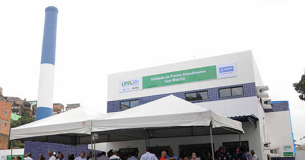 Prefeitura inaugura Unidade de Pronto Atendimento de San Martin ...