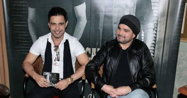 Zezé Di Camargo & Luciano lançam CD com influência de Raul ...