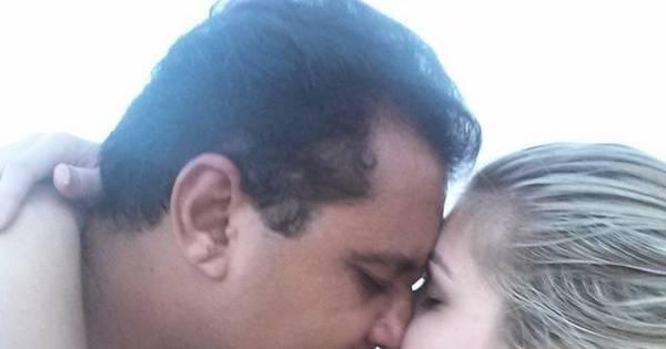 Geraldo Luís revela intimidade com namorada 22 anos mais nova ...