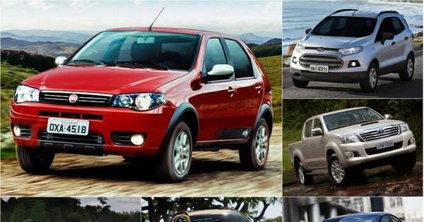 Veja os 20 veículos mais roubados no Brasil em 2014 - Fotos - R7 ...