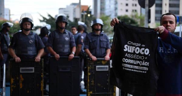 Justiça rejeita multa milionária a metroviários de SP - Notícias - R7 ...