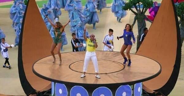 Cerimônia de Abertura da Copa 2014 explode o Itaquerão de alegria