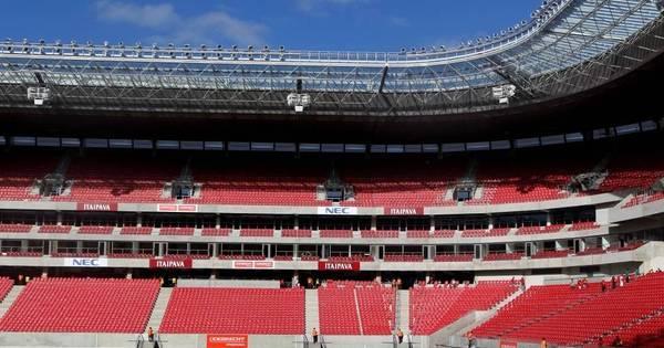 PF realiza operação para investigar superfaturamento em estádio ...