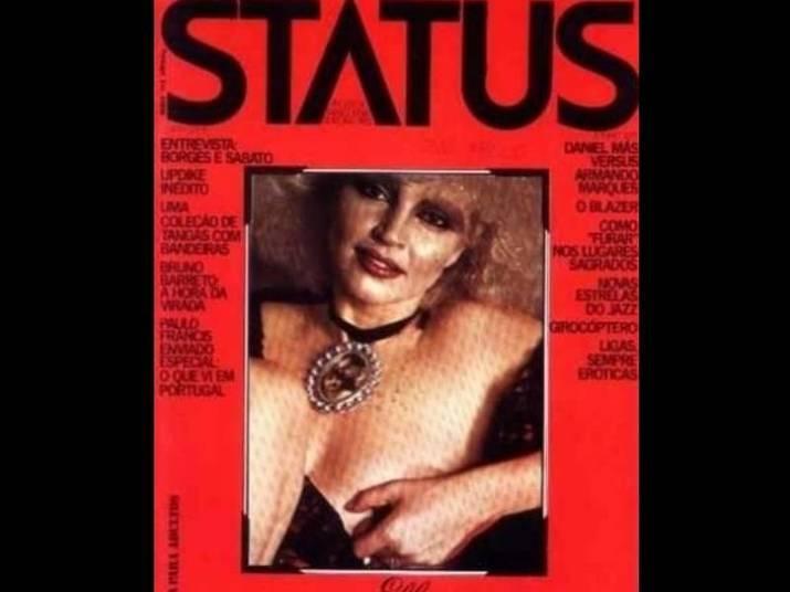 Elke Maravilha (1975)Muito diferente do que estamos acostumados, Elke estrelou um ensaio sensual na Status, aos 30 anos