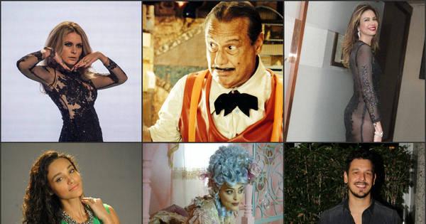 Você sabe quais são os apelidos dos famosos? - Fotos - R7 ...