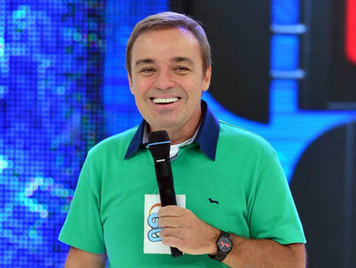 Gugu Liberato já foi office boy, antes de se tornar um apresentador de sucesso