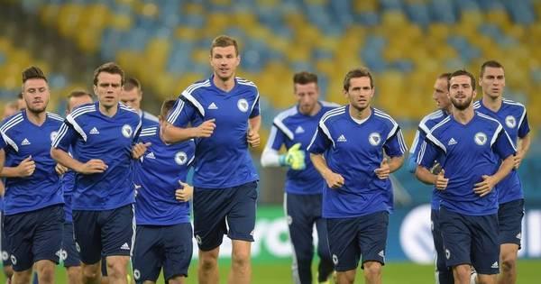 Estreante em Copas, Bósnia é só alegria no Rio - Futebol - R7 Copa ...