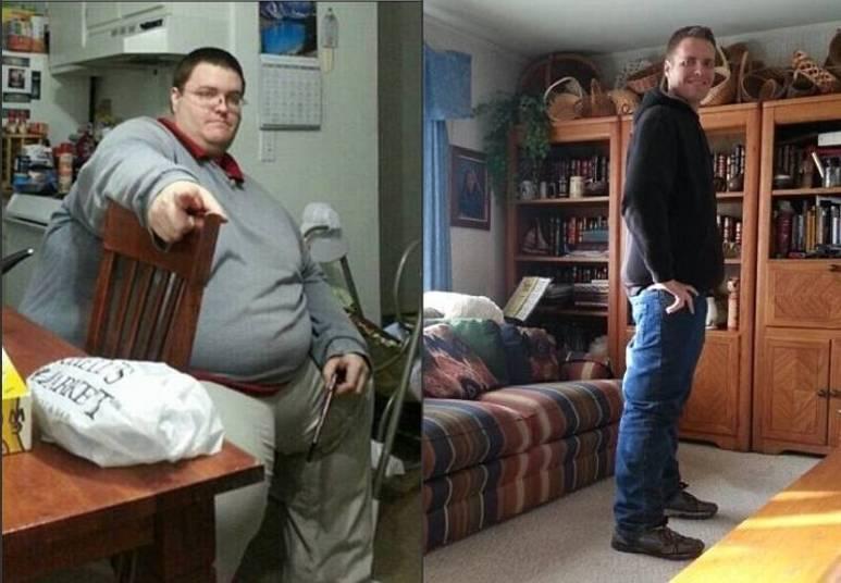 Do outro lado do oceano, uma mulher inglesa inspirou um jovem americano, alcóolatra e obeso, a perder 165 quilos em pouco mais de um ano, largar a bebida e recuperar a alegria de viver. Aos 30 anos, Brian Flemming vivia em Michigan, nos Estados Unidos e, para se distrair, passava horas no videogame. Durante uma partida online, conheceu Jackie Eastham, que estava em Londres, e decidiu dar a volta por cima. Ele começou a malhar, a fazer dieta e conquistou a amada, segundo informações do Daily Mail