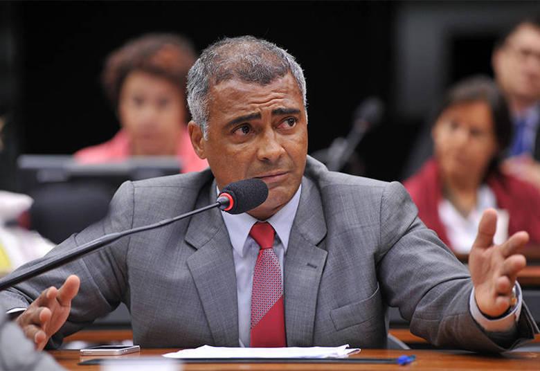 O deputado federal Romário (PSB-RJ) vai disputar uma vaga no Senado em 2014. O Baixinho declarou ter R$ 1,3 milhão de patrimônio, que inclui pouco mais de R$ 11 mil no banco e cotas de empresas