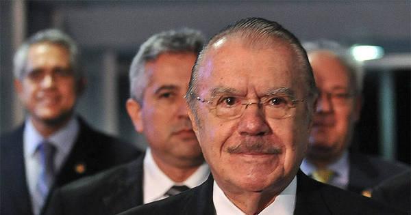 José Sarney é internado em SP e vai passar por cirurgia - Notícias ...