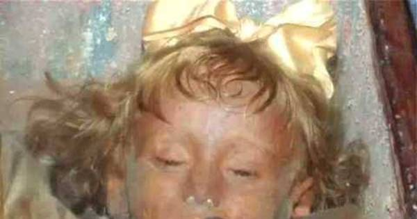 Mistério: múmia de criança abre os olhos e assusta o mundo - Fotos ...