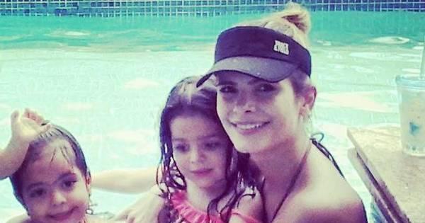Flávia Camargo ganha declaração emocionante do primeiro filho de ...