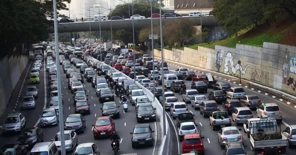 Trânsito em SP têm mudanças para a saída de Natal a partir desta ...