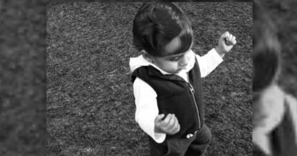 Com um aninho, herdeiro de Eike Batista ensaia os primeiros ...