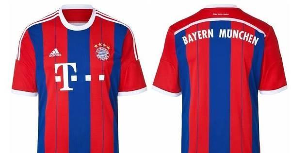 Qual a camisa mais bonita do Campeonato Alemão? Vote - Duelos ...