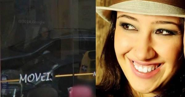 Foto inédita do Google de jovem morta na tragédia em Santa Maria ...