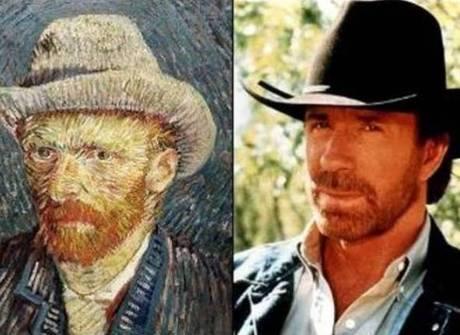Relembre as celebridades que se parecem com pessoas do passado