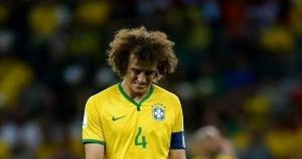 Queridinho da Copa 2014, David Luiz diz que carinho da torcida é ...