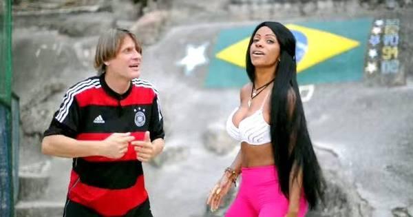 Rapper alemão faz música hilária sobre futebol; veja - Futebol - R7 ...