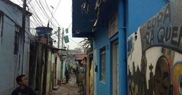 """Para """" excluídos da festa"""" em Itaquera, Copa trouxe água, luz e ..."""