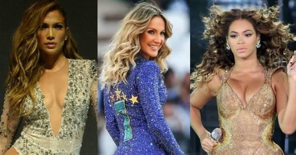 Pouca roupa e muita sensualidade: veja cantoras que apostam no ...