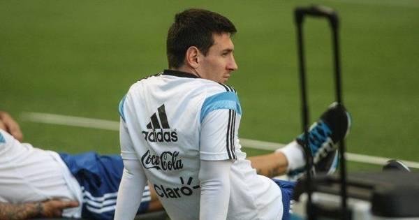 Messi tem recorde negativo quebrado em jogo da Argentina ...