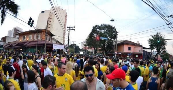 Copa do Mundo traz fama internacional à Vila Madalena - Notícias ...
