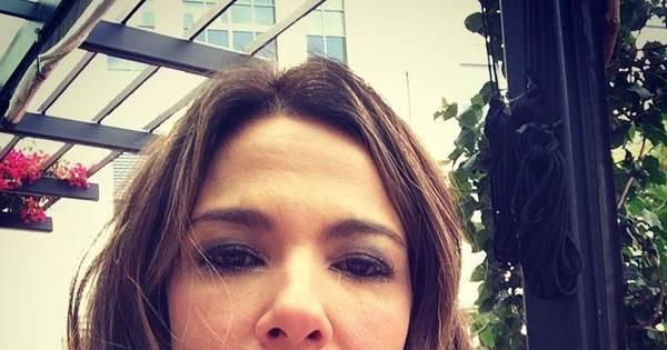 """Luciana Gimenez congela óvulos: """"A partir dos 40 anos, eles ..."""