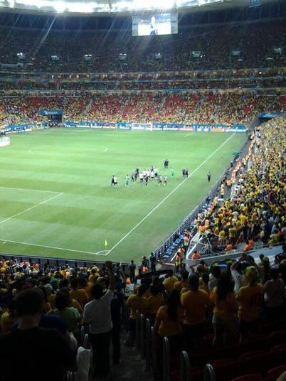 Os torcedores brasileiros vaiaram a seleção de Felipão, neste sábado (12), no Estádio Nacional de Brasília Mané Garrincha, após a derrota por três a zero para a Holanda. O quarto lugar na competição deixou os torcedores decepcionados