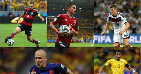 Fifa divulga seleção da Copa com bizarrices e incoerência - Fotos ...