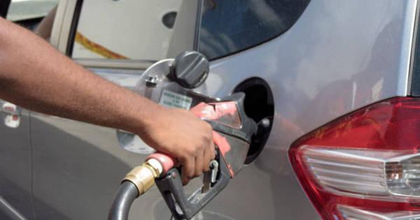 Preço médio da gasolina sobe de R$ 3,764 para R$ 3,788, a partir ...