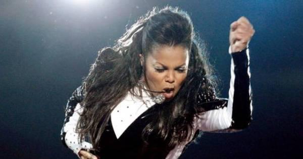 """Janet Jackson cancela show por """" problema grave"""" nas cordas ..."""